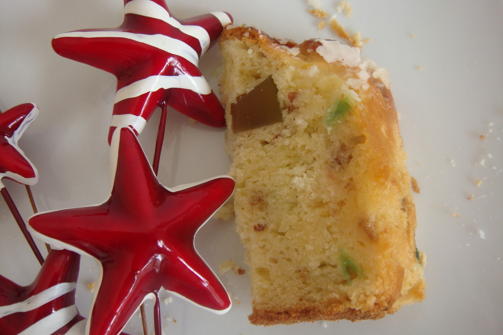 Pan dulce sin gluten