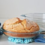 Easy gluten free bread