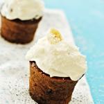 cupcake di banana e cocco